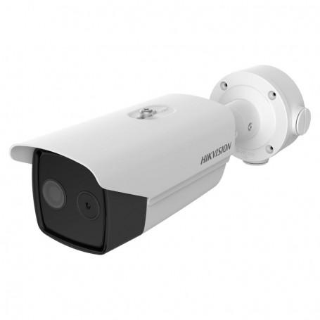 Solutions Caméras thermiques pour dépistage de la fièvre